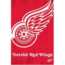 Detroit Red Wings -Team Logo TS NHL Plagát