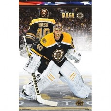 Boston Bruins -Tuukka Rask TS NHL Plagát