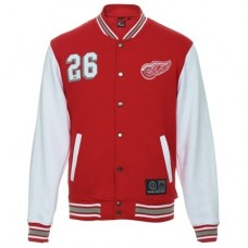 Detroit Red Wings - Hockey Letterman TS NHL Bunda