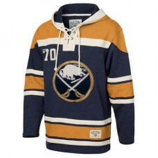 Buffalo Sabres - Lace Up TS NHL Mikina s kapucňou