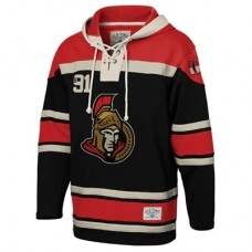Ottawa Senators - Lace Up TS NHL Mikina s kapucňou