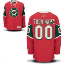 Minnesota Wild - Premier NHL Dres/Vlastné meno a číslo