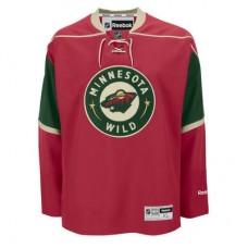 Minnesota Wild - Premier TS NHL Dres/Vlastné meno a číslo