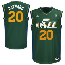 Utah Jazz - Gordon Hayward Replica NBA Dres