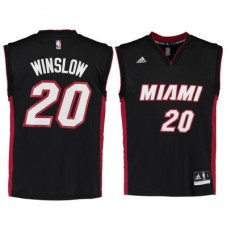 Miami Heat - Justise Winslow Replica NBA Dres