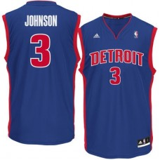 Detroit Pistons - Stanley Johnson Replica NBA Dres
