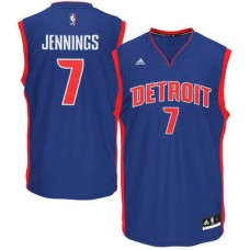 Detroit Pistons - Brandon Jennings Replica NBA Dres