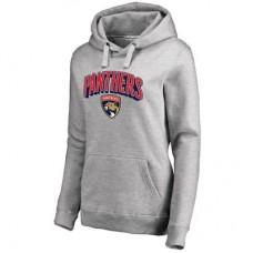 Florida Panthers Dámska - New Logo NHL Mikina s kapucňou