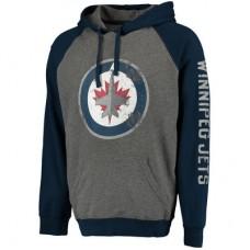 Winnipeg Jets - Rinkside Division NHL Mikina s kapucňou