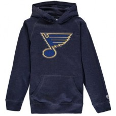 St. Louis Blues Detská -  Powell Applique NHL Mikina s kapucňou