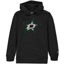 Dallas Stars Detská -  Powell Applique NHL Mikina s kapucňou