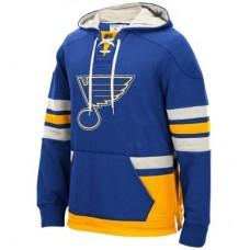 St. Louis Blues - CCM Pullover NHL Mikina s kapucňou