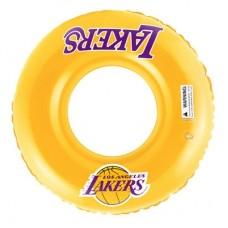 Los Angeles Lakers - NBA Nafukovací kruh