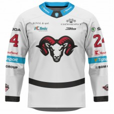 Dres Extraliga HC '05 iClinic Banská Bystrica 2019/20 AUTHENTIC biely