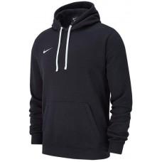 Mikina s kapucňou Nike M HOODIE PO FLC TM CLUB19  - čierna