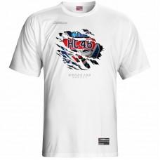 Tričko HC 46 Bardejov 0117 - biela