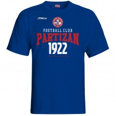 Bavlnené tričko FK Bardejov vz.5 - royal modrá