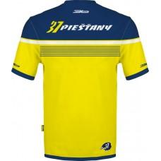 Sublimované tričko SHK 37 Piešťany 2015 - svetlo žltá