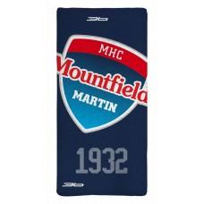 Sublimovaná osuška MHC Martin 2015 vz. 4