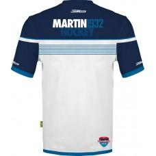 Sublimované tričko MHC Martin 2015 - biela