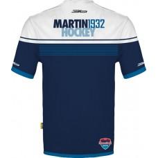 Sublimované tričko MHC Martin 2015 - modrá–tmavomodrá