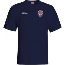 Tričko HC 46 Bardejov 2015 vz. 1 - modrá–tmavomodrá