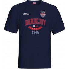 Tričko HC 46 Bardejov 2015 vz. 6 - modrá–tmavomodrá