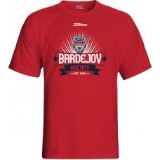 Tričko HC 46 Bardejov 2015 vz. 9 - červená