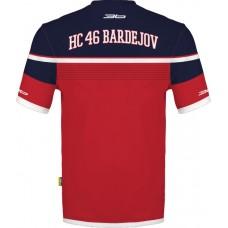 Tričko (dres) HC 46 Bardejov - červená