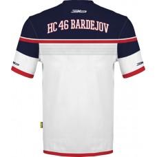 Tričko (dres) HC 46 Bardejov - biela