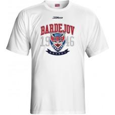 Tričko HC 46 Bardejov 0715 - biela