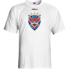 Tričko HC 46 Bardejov 1115 - biela