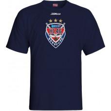 Tričko HC 46 Bardejov 1115 - modrá–tmavomodrá
