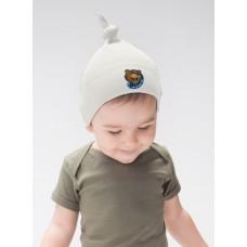 Baby čiapka s uzlom HC 07 Detva