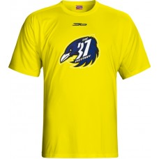 Tričko SHK 37 Piešťany 2015 vz. 11 - žltá