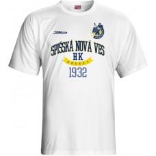 Tričko HK Spišská nová Ves 2015 vz. 6 - biela