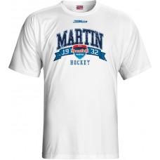 Tričko MHC Martin 2015 vz. 5 - biela
