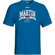Tričko MHC Martin 2015 vz. 5 - royal modrá