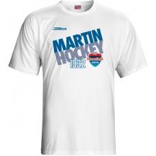 Tričko MHC Martin 2015 vz. 3 - biela