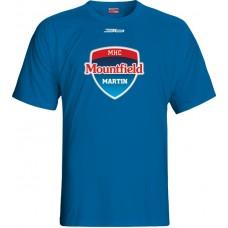 Tričko MHC Martin 2015 vz. 11 - royal modrá