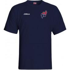 Tričko MHK Humenné 2015 vz. 1 - modrá–tmavomodrá