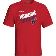 Tričko MHK Humenné 2015 vz. 3 - červená
