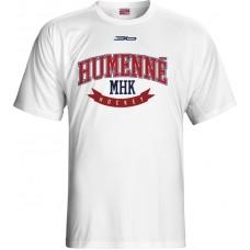 Tričko MHK Humenné 2015 vz. 6 - biela