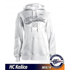 Dámska mikina HC Košice 2013/14 - biela
