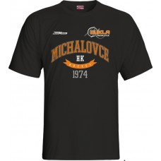 Tričko HK Dukla Michalovce 2015 vz. 6 - čierna