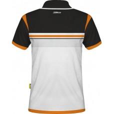 Sublimované tričko HK Dukla Michalovce 2015 - biela