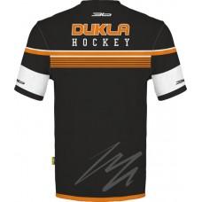 Sublimované tričko HK Dukla Michalovce 2015 - čierna