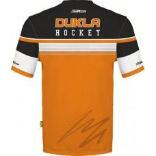 Sublimované tričko HK Dukla Michalovce 2015 - oranžová