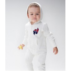 Baby overal MHK Humenné - biela