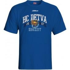 Tričko  HC 07 Detva 2015 vz. 5 - royal modrá